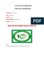 Arranque de Maquinas Electricas