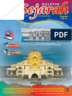 Buletin Sejarah Edisi 1/2014 SPM KPM