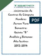 proyectodediseodecentrodecomputo-130701113035-phpapp02