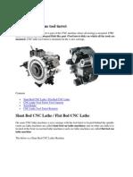 CNC Lathe Machine Tool Turret