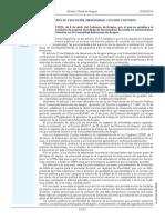 Decreto de Interinos Aragón 2014