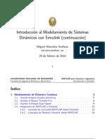 UNI - Simulink - Diapositivas - 2da Parte