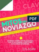 eBook Cris Acuña Mitos Del Noviazgo