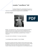 Las Cinco Jornadas Conciliares Del Papa - Sandro Magister