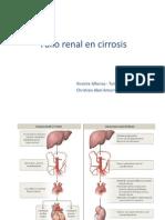 Falla Renal en Cirrosis