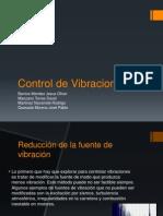 Dinámica Control de Vibraciones