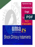 019_Shock Clínica y Tratamiento