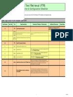 66346697 Smart Plant Enterprise Install Checklist