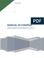 Manual de Compras Grupo Sanimex