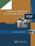 Manual Analise Agua 2ed FUNASA