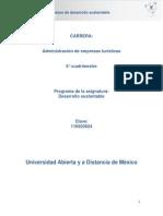 Unidad 4. Estudio de Casos de Desarrollo Sustentable