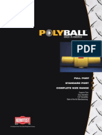 Poly Ball Catalogue