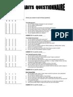 study habits questionnaire1