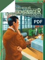 Fabrik manager règles Fr light