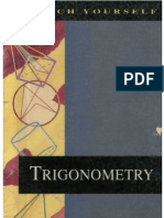 Mathematics - Teach Yourself Trigonometry