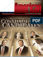 The New American #2524 - Constitutional Candidates issue with Jake Towne