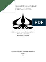 Latar Belakang Carbon Accounting