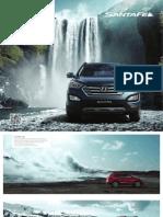 Hyundai Santa-Fe Main Catalogue