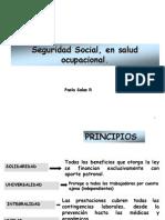 Ley 16.744 y Seguridad Social