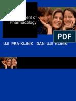 Uji Pra Dan Klinik Ppt