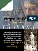 Virgen de Fátima. 13 de Mayo