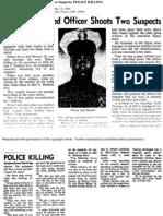 Fallen Officer Oscar Joel Bryant, second article