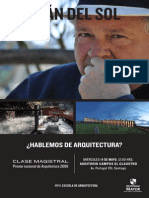 Charla Germán Del Sol - Clase Magistral 2014 - Campus el Claustro UMayor