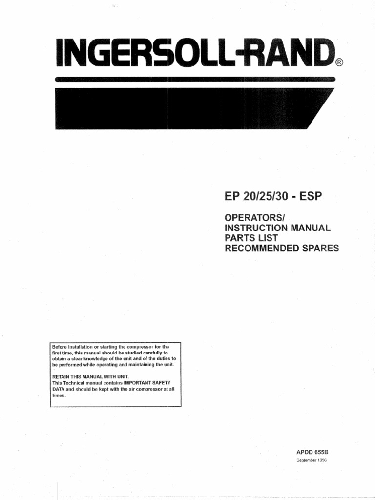 1522139339?v=1 ingersoll ep20 ep25 ep30 esp instruction manual searchable gas