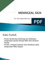 MENINGEAL SIGN.pptmeningeal sign