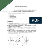 ANÁLISIS DEcircuitos1