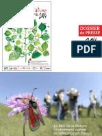 Fête de la Nature 2014 - Dossier de Presse