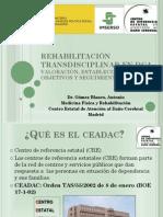 Rehabilitacion en DCA