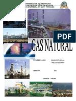 Cuaderno de Apuntes Gas Natural