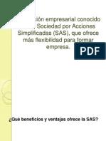 Asociación Empresarial Conocido Como Sociedad Por Acciones Simplificadas