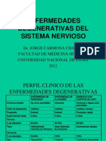 Enfermedades Degenerativas Del Sistema Nervioso Med I 2012