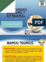 2-Marco Juridico Mypes