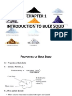 Chapter 1 Introduction to Bulk Solid