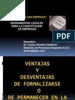 CarlosOrmeñoCalderón-Constitucion_de_Empresas.ppt