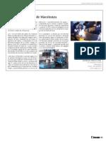 Reportaje Fundición Talleres