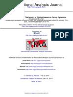 Transactional Analysis Journal 2013 Van Beekum 347 51