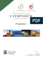 Symposium IMW_Programma ITA