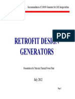 Retrofit Design Generators
