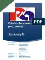 Pakistan Accumulator 4ps