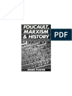 Foucault Marxism and History