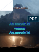 Aryana Havah - Anunnakki Versus Anunnakki [V1.0]