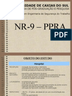 Apresentação PPRA - modelo1