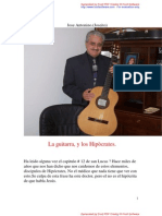 La Guitarra, y Los Hipocrates