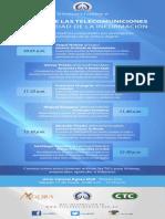 Programa del Día Mundial de las Telecomunicaciones y la Sociedad de la Información.