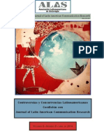 Controversia y Concurrencias Latinoamericanas - Número 9 Año 6 - 2014. En Co-Edición con el Journal of Latin American Communication Research
