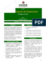 curso datacenter